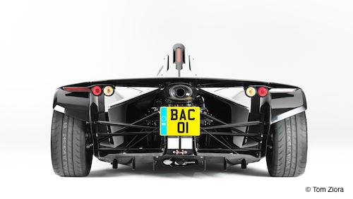 BAC Mono automotive