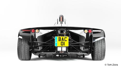 BAC Mono automotive