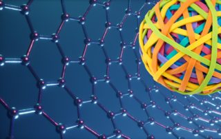 Rubber Graphene