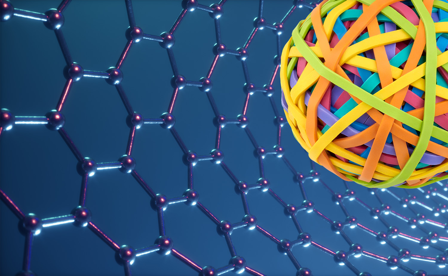 nano rubber graphene