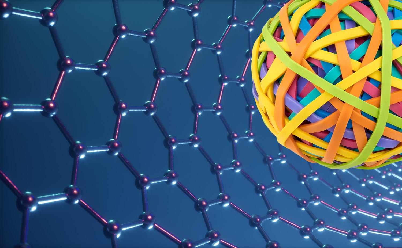 nano rubber graphene